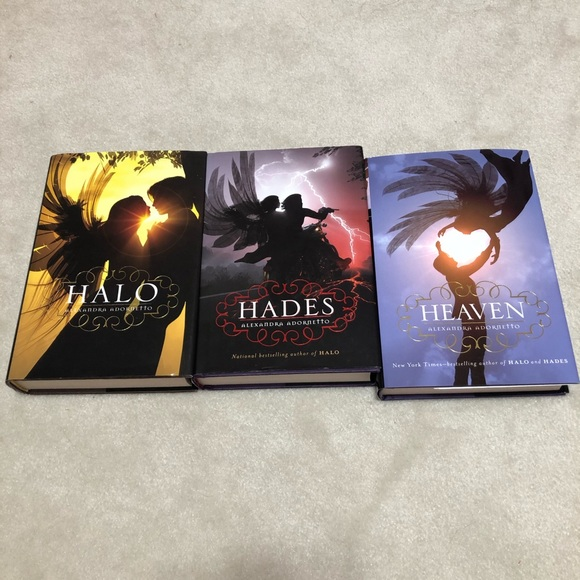 Other - Halo Book Series